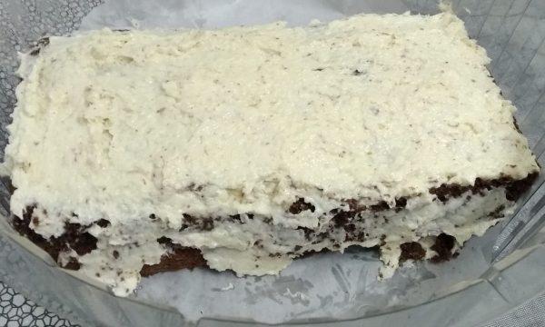 Keto Bounty Cake