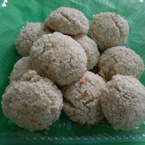 Keto Diet Coconut Cookies