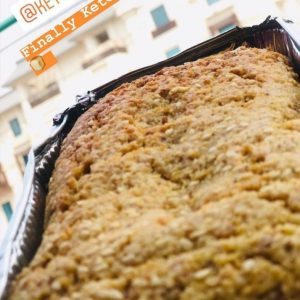 Keto Diet Almond Bread